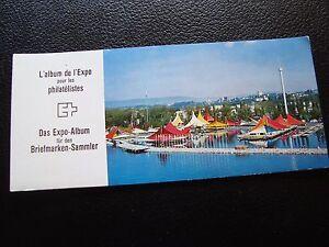 Switzerland-4-Cards-1964-cy96-Switzerland