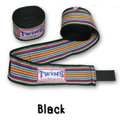 Twins Special CH-2 Bandages ELASTIC COTTON Martial Arts KICK BOXING HANDWRAPS