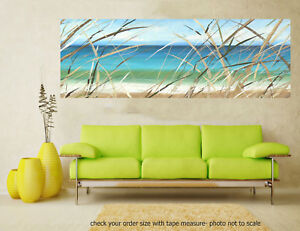 art-painting-print-signed-by-Andy-Baker-Beach-surf-waves-blue