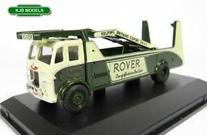 BNIB-OO-GAUGE-OXFORD-1-76-76LTR001-ROVER-CAR-TRANSPORTER-LORRY