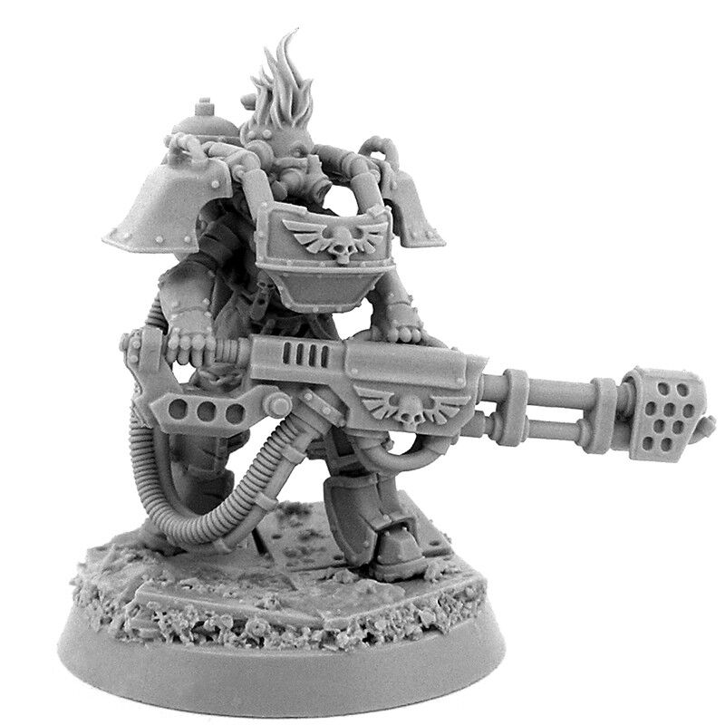 Wargame Exclusive - Imperial Arsonist