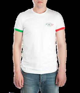 Armani Jeans Mens White H S Tshirt - Sz XXL     BNWT