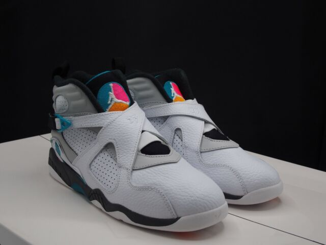 detailed look 7f648 b4e74 Nike Jordan VIII 8 Retro