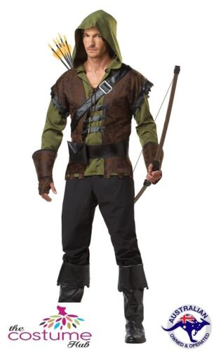 Game Of Thrones - Robin Hood Medieval Warrior Prince Costume