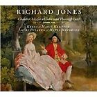 Richard Jones - : Chamber Airs for a Violin (and Thorough Bass, 2012)