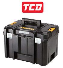 DeWalt DWST171195 23 Litre TStak VI Deep Toolbox - *No Tote Tray* DWST1-71195