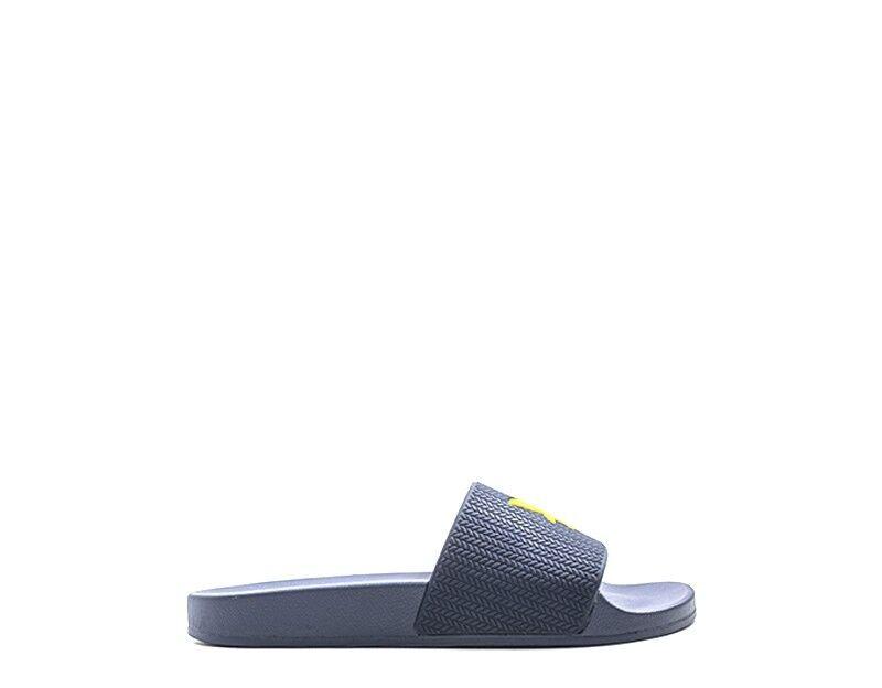 shoes LYLE 8 SCOTT men Ciabatte  blue Gomma 16347-049