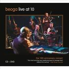 Live at 10: 10th Anniversary Concert by Beoga (CD, Jan-2014, Compass (USA))