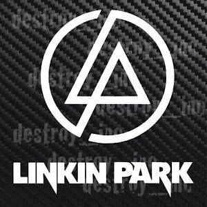 Details About Linkin Park Vinyl Decal Sticker Lp Chester Bennington Mike Shinoda Art