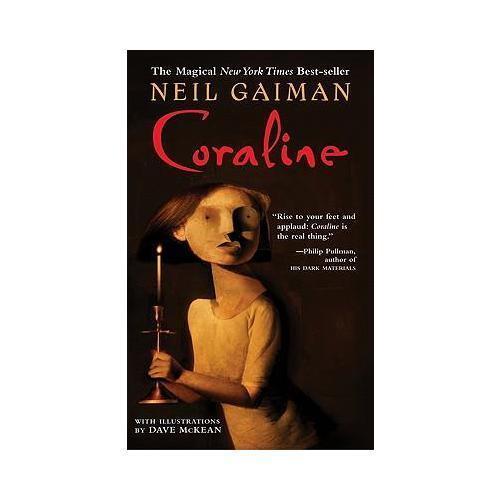 Coraline by Neil Gaiman (author)