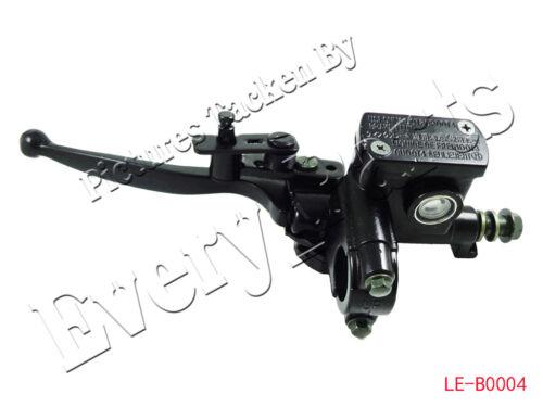 ATV Hydraulic Brake Master Cylinder Left Lever 50cc 70cc 90cc 110cc 125cc Quad