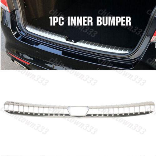 Inner Rear Bumper Protector Boot Cargo Sill Plate Lip For Kia Optima K5 2016-17