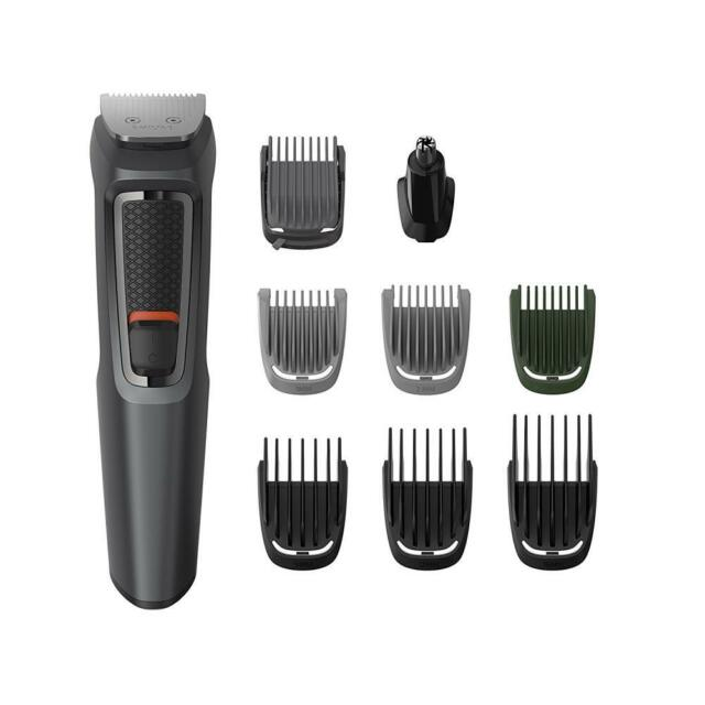 Philips PH-MG3747/13 9 in 1 Multigroom Face/Nose/Body/Hair Trimmer Clipper Set