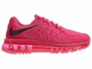 Image is loading Nike-Air-Max-2015-Womens-698903-600-Pink-