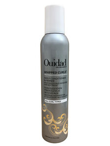Ouidad Curl Recovery Whipped Curls Daily Conditioner & Styling Primer 8.5 OZ