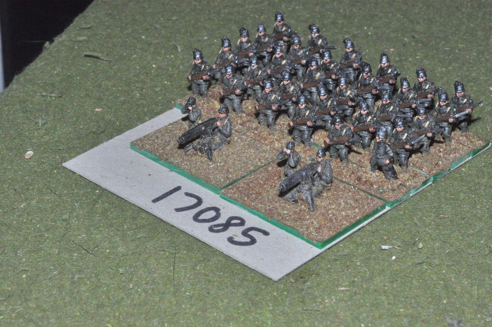 15mm WW1   italian - infantry 34 figures - inf (17085)