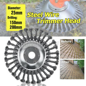 6-034-8-034-Universal-Steel-Wire-Wheel-Brush-Grass-Trimmer-Head-Weed-Cleaning-Tools