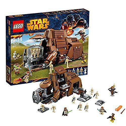 Lego Star Warstm Trade Federation Multi Troop Transport 75058 [Parallef S