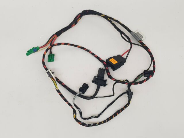 Renault Scenic 2004 Lhd Heater Blower Wiring Loom Harness