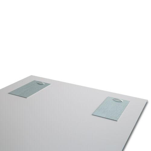 Wand-Bild Kunstdruck aus Hart-Glas Hochformat 50x100 Tiger
