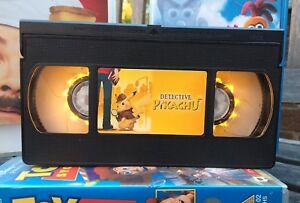 Led WWF Kids Desk Lamp VHS Night Light WWE Royal Rumble TV Bedroom Lamp