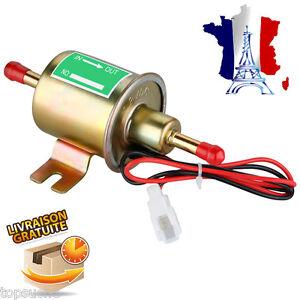 Électrique Pompe à Carburant 12V 1.5A Diesel Essence pour Toyota Nissan Mazda FR
