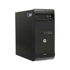 Details about HP Pro 3500, i5-3470 3 20GHz, 4GB DDR3, 500GB HDD, Win 10
