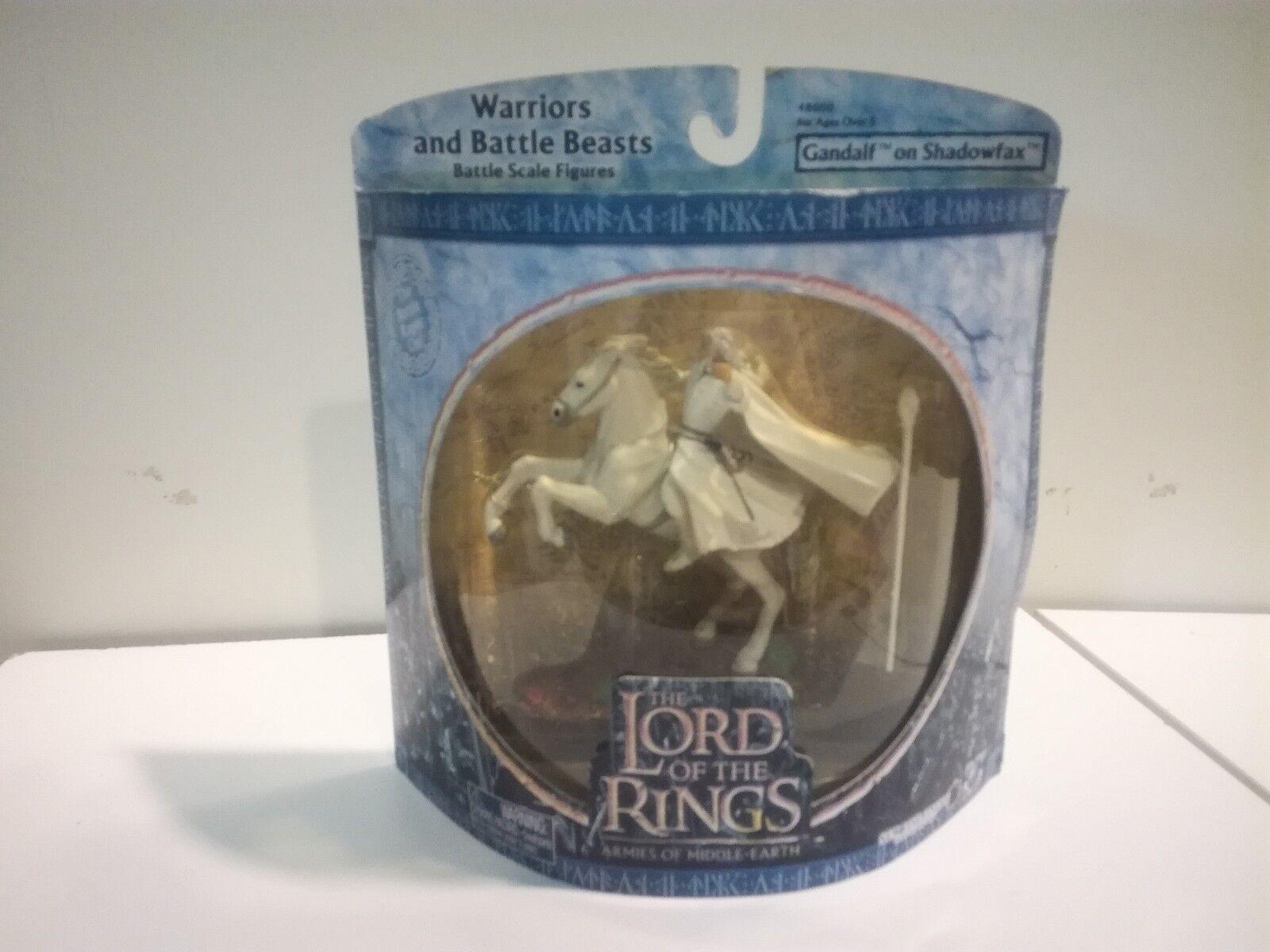 Figurine Gandalf avec Ombromanto Seigneur des Anneaux Play Along 48000 Neuf