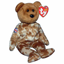 fdf685ea7ba item 3 Ty Beanie Baby Hero - UK - MWMT (Bear UK Country Exclusive 2003)  Military -Ty Beanie Baby Hero - UK - MWMT (Bear UK Country Exclusive 2003)  Military