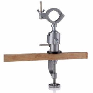 Aluminum Universal Electric Drill Holder Bracket Dremel Grinder Stand Clamp
