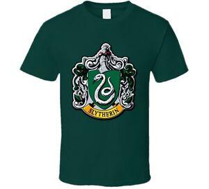 Harry Potter Slytherin Crest T-Shirt