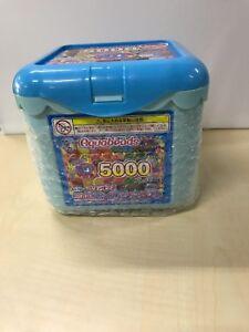 Aqua beads 5000 beads bucket set