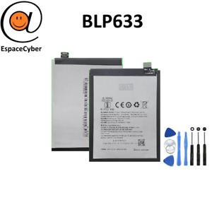 Batterie-OnePlus-BLP633-OnePlus-3T-A3010-A3003-3400mAh-Qualite-original