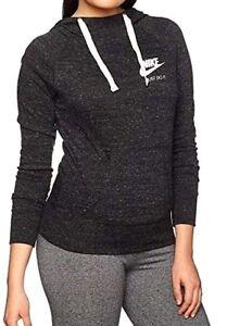 8e3984798d1a NEW Nike Women s Sportswear Gym Vintage Hoodie Long Sleeve ...