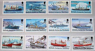 Sonstige AnpassungsfäHig Bat British Antarctic 1993 203-14 I 202-13 Research Ships Schiffe Forschung Mnh Vertrieb Von QualitäTssicherung Briefmarken