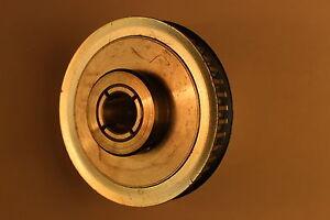 Zahnriemenrad T5 Z43 Bohrung 15mm D72mm B10mm