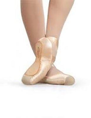 Zapato de gamuza cubiertas/consejos Pointe-Nuevo-Entrega Gratuita. tan sólo £ 1.10 par (lote)