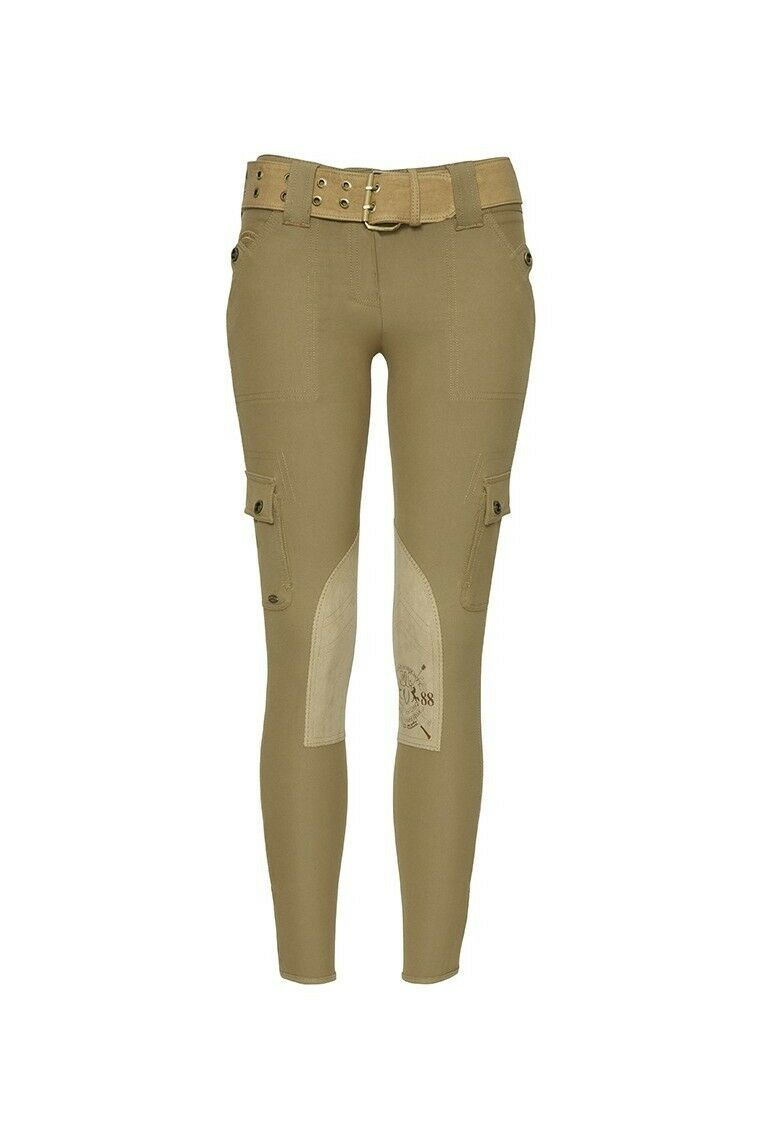 Mountain Horse Hampton Cargo Breeches - No Belt