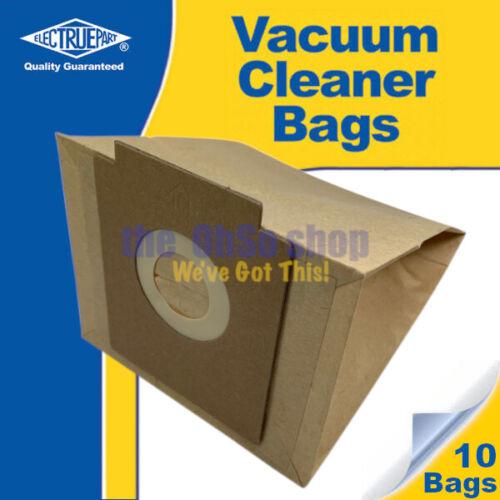10 x Goblin 72 Type Vacuum Cleaner Dust Bags to Fit Iota Series 731 Goblin 260