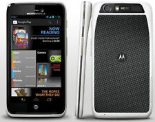 Motorola Atrix HD MB886 White Unlocked LTE Android 4 WiFi Phone FAIR Condition