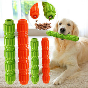 Dog-Pet-Safety-Chew-Toys-Bite-Resistant-Puppy-Durable-Rubber-Dental-Teeth-Toy