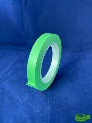 0,14 €//m Zierlinienband Konturenband PVC ruban adhésif Fineline 33 m x 15 mm vert