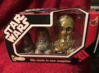 2007 Hot Toys Star Wars Chubby C-3po Nesting Dolls Series 1