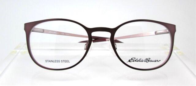 Eddie Bauer 32205 Wine 49-19 Womens Eyeglasses Frames Optical   eBay