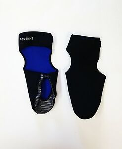 TEOSPORT-Cycling-Toe-Covers-in-Black