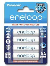 4 akumulatorki Panasonic Eneloop R6 AA 2000mAh BK-3MCCE min 1900mAh 1.2V Ni-MH