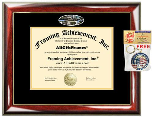 University of California Santa Cruz Diploma Frame campus photo Certificate Gift