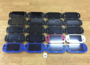 Used-Sony-Playstation-Vita-PS-Vita-PCH-1000-Console-only-Various-colors-JAPAN