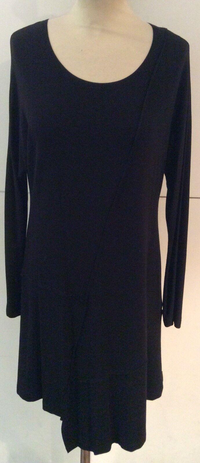 Preloved-Oska Nero Coloreato Vestito-Oska 1 (piccole)