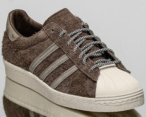 adidas Originals Superstar 80s Men Brown